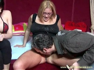 daughter and mature mom